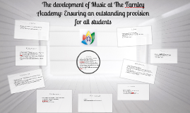 The development of Music at The Farnley Academy: Ensuring an