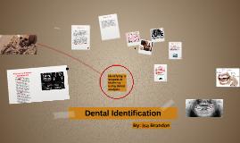 Dental Identification