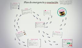 Copy of Plan de emergencia y evacuación