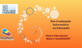 Pós-Graduação Informática