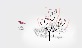 Copy of Maia: Goddess of Growth