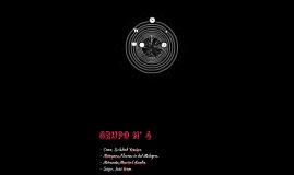 Copy of GRUPO N° 4