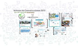 Copy of Informe del equipo de Comunicaciones