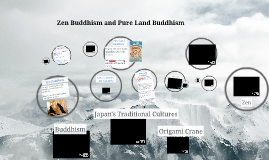 Copy of Zen Buddhism and Pure Land Buddhism