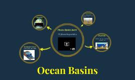 Ocean Basins parts