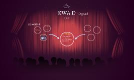 KWA D (digitaal