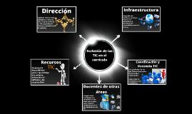 Inclusión de las TIC en el currículo