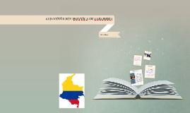 CONSTITUCIÓN POLITICA DE COLOMBIA