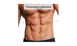 Copy of Traumatismo abdominal