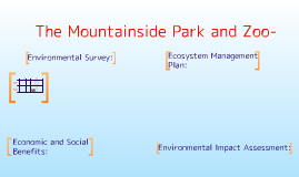 The Mountainside Park and Zoo