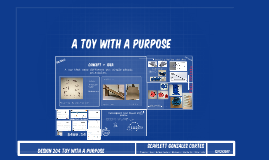 A toy with a purpose