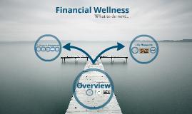 Copy of Senior I Financial Wellness
