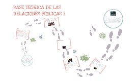 BASE TEÓRICA DE LAS RELACIONES PÚBLICAS 1