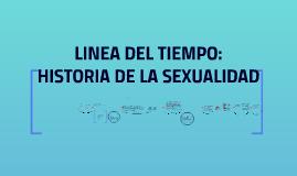 Copy of LINEA DEL TIEMPO: HISTORIA DE LA SEXUALIDAD