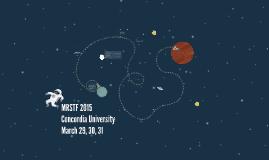MRSTF 2015