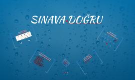 """8. Sınıflar """"SINAVA DOĞRU"""" Konulu Söyleşi Sunumu"""