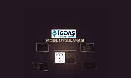 IGABIS MOBIL UYGULAMASI
