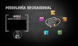 Coloquio Psicología Educacional