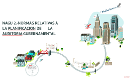 Copia de Copy of Copy of NORMAS DE AUDITORÍA GUBERNAMENTAL - NAGU