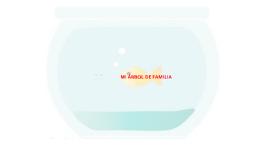MI ÁRBOL DE FAMILIA