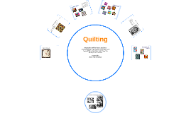 Copy of Quilting & tessellations