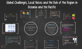 Global Challenges, Local Voices and the Role of the Region i