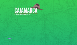 Copy of CAJAMARCA