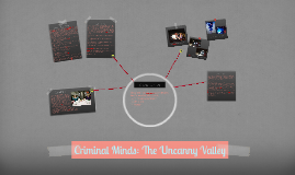 Copy of Criminal Minds: The Uncanny Vally
