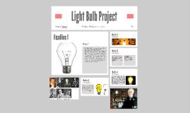 Copy of Light Bulb Project