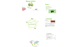 Copy of New Energies New Markets - Green Cities