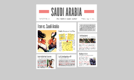 Saudi Arabia's challenges for the future