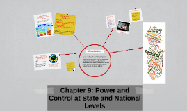 Power and Control at State and National Levels