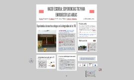 ENSEÑAR Y APRENDER CON TIC | 2015