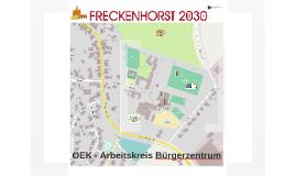 OEK - Arbeitskreis Bürgerzentrum