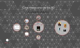 Cine mexicano de los 80