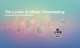 The Levels of Allstar Cheerleading