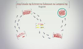 Copy of Kalagayaan ng Krimen ng Kabataan sa Lungsod ng Baguio