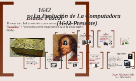 Copy of Informática: Linea del Tiempo Computadora
