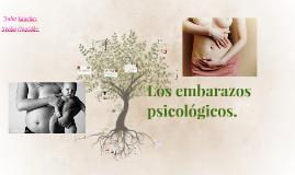 Los embarazos psicológicos