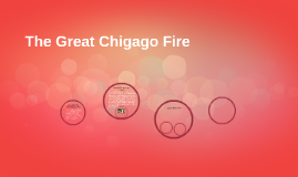 The Great Chigago Fire