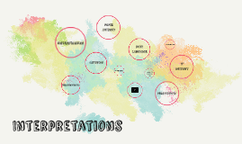 TEDX 'Interpretations'
