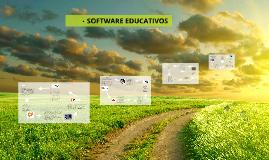 Copy of Copy of SOTFWARE EDUCATIVOS