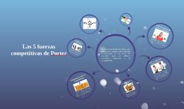 5 fuerzas competitivas de Porter