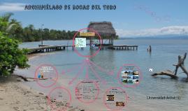 Archipelago de Bocas del Toro