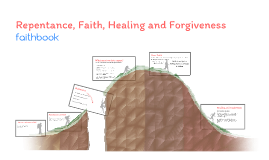 Repentance, Faith, Healing and Forgiveness