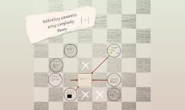 Copy of Complex Systems Seminar