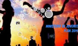 Copy of MINISTERIO DE JOVENES