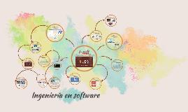 Ing. en software