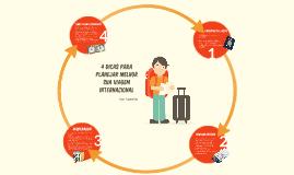Copy of 4 dicas para planejar melhor sua viagem internacional