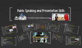 Public Speaking & Presentation Skills